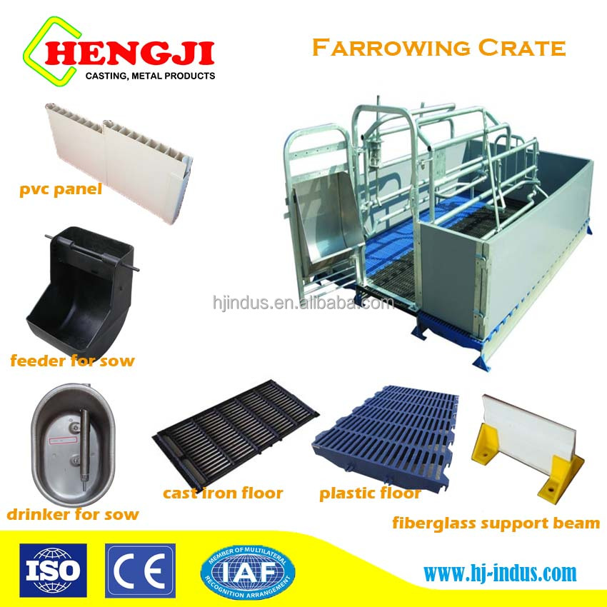 High Quality Pig Used Easy Clean pig fence Pig Farm Equipment