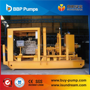 BBP (Sundream) Mining engine driven dewatering pump CE certified