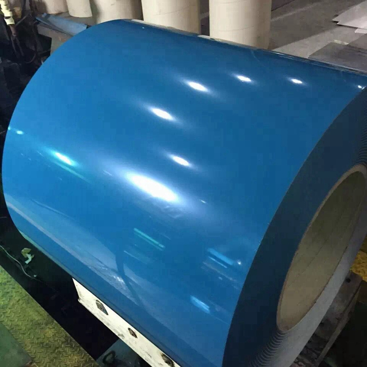 Color coated ppgi steel coils for roofing and sandwich panel