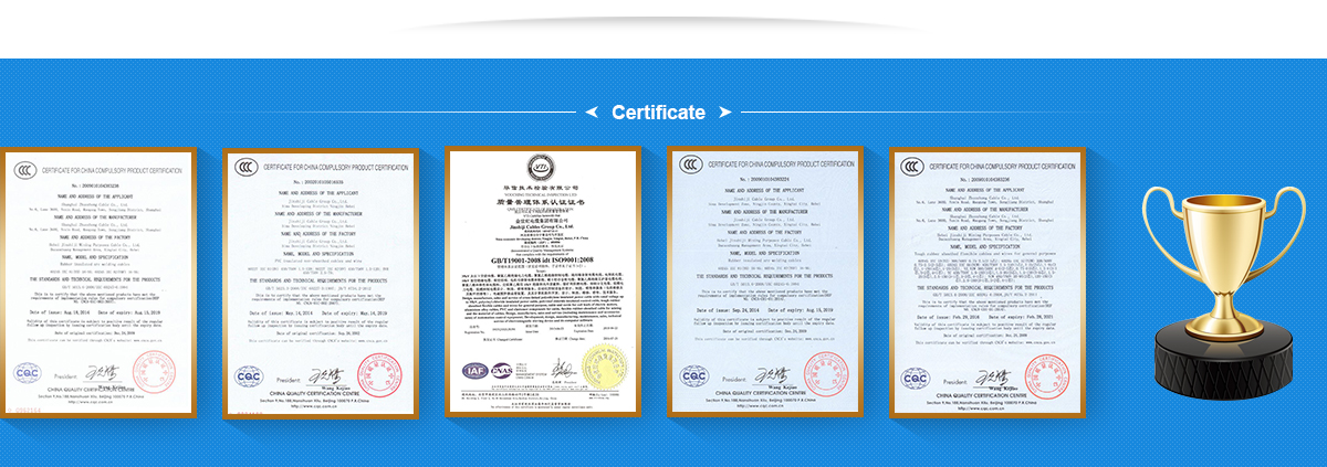 Jinshiji Cables Group Co., Ltd. - Mining Cables, Control Cables