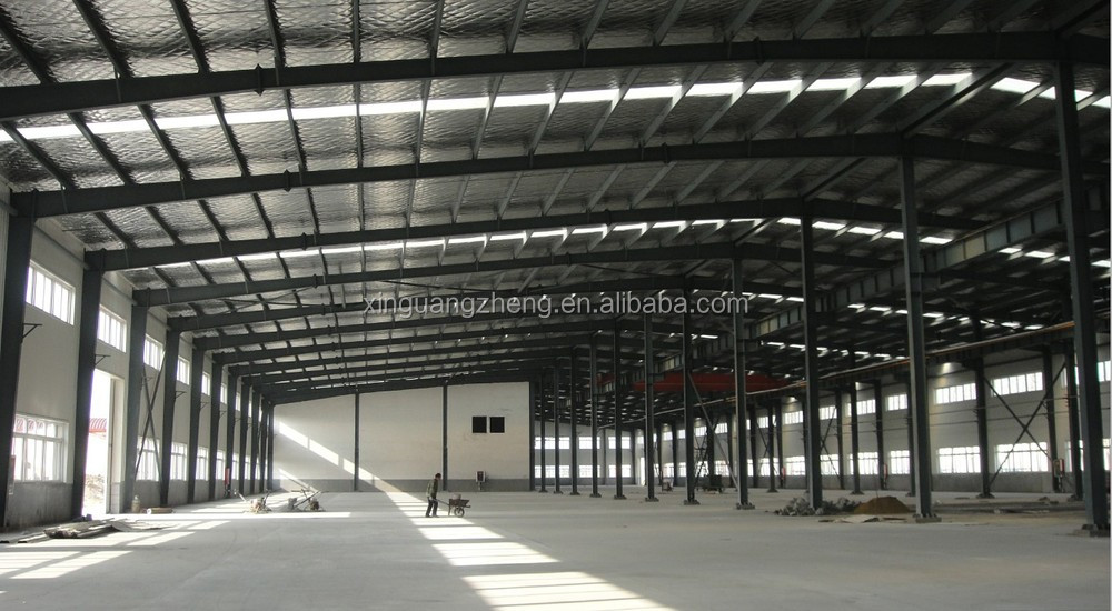 cool light steel structure frame