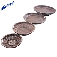 high quality factory new model buy oval cane bread banneton proofing basket