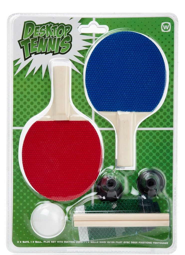 NPW-USA Desktop Ping Pong/Table Tennis Set