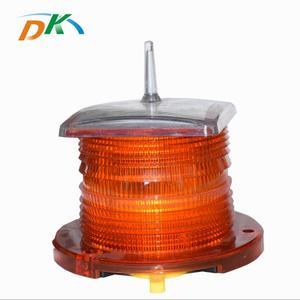 DK LED Marine Solar Energy runway road airport obstruction navigation light