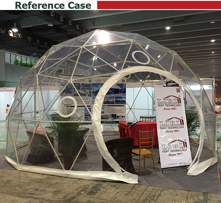 Transparent Clear Roof Geo Dome Tent Manufacturer & Transparent Clear Roof Geo Dome Tent Manufacturer - Buy Geo Dome ...