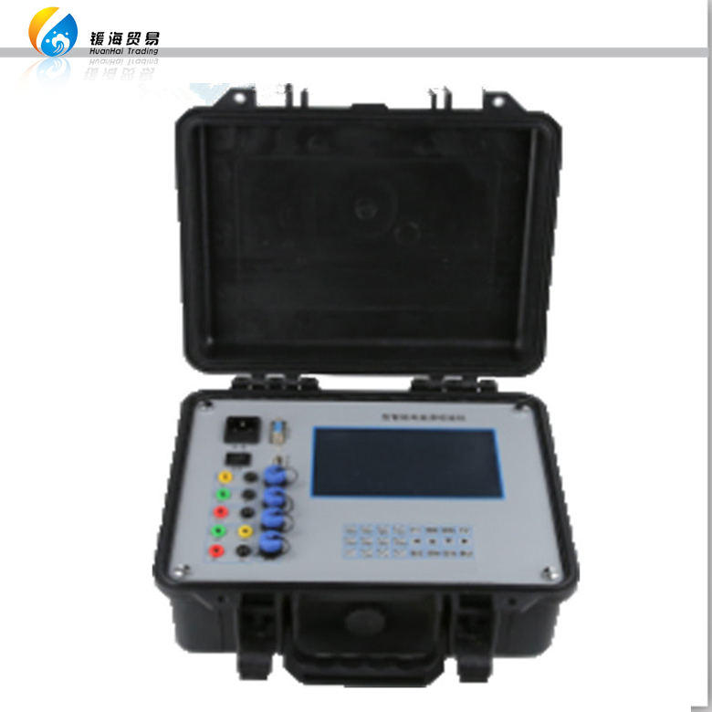 portable on-site calibration three phase energy meter test and calibration device