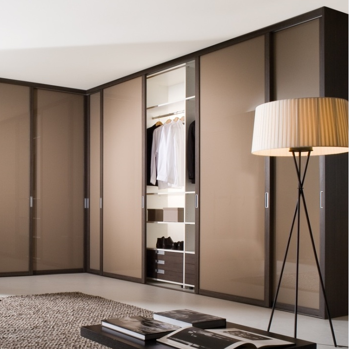 Fancy Bedroom Wardrobe,Plywood Wall Almirah Designs