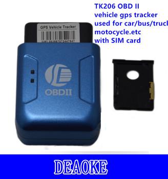 Obdii Gps Tracker Tk206 Инструкция