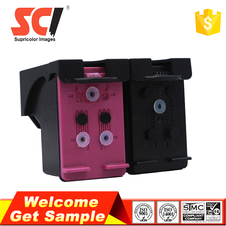 Supricolor New hot for hp 61 ciss refillable ink cartridge