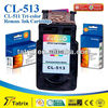 Remanufactured PG512/CL513 Ink Cartridge For Canon Use For Canon Printer
