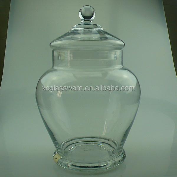 Large Decorative Glass Jars Mesmerizing Large Decorative Glass Jars With Lids  Wedding Decor Design Ideas