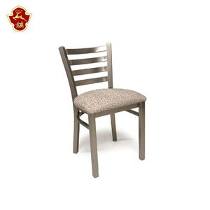 High quality steel dining chair swivel dining chair