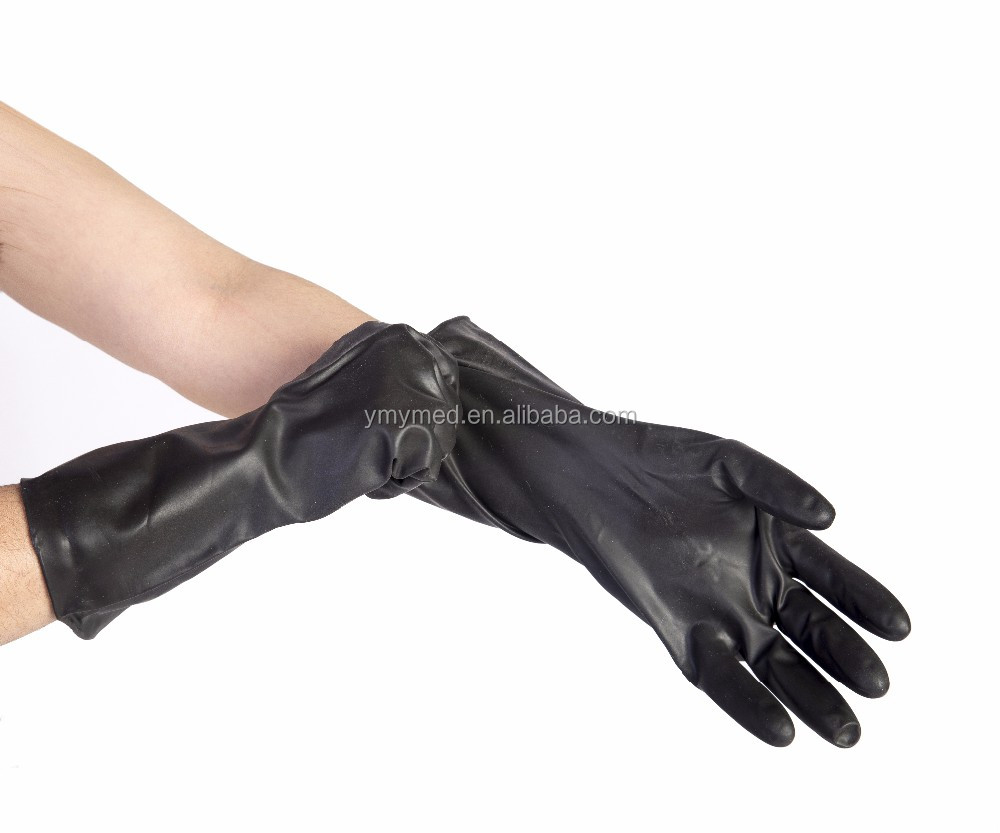 Medical hospital X ray Radiation Attenuating Surgical Gloves for X ray room