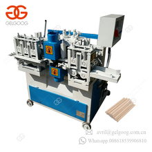 Automatic High Quality Wooden Broom Rod Handle Making Wood Round Stick Machine