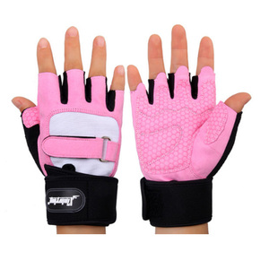 Hot sale China Supplier Protective Yoga Fitness Gloves