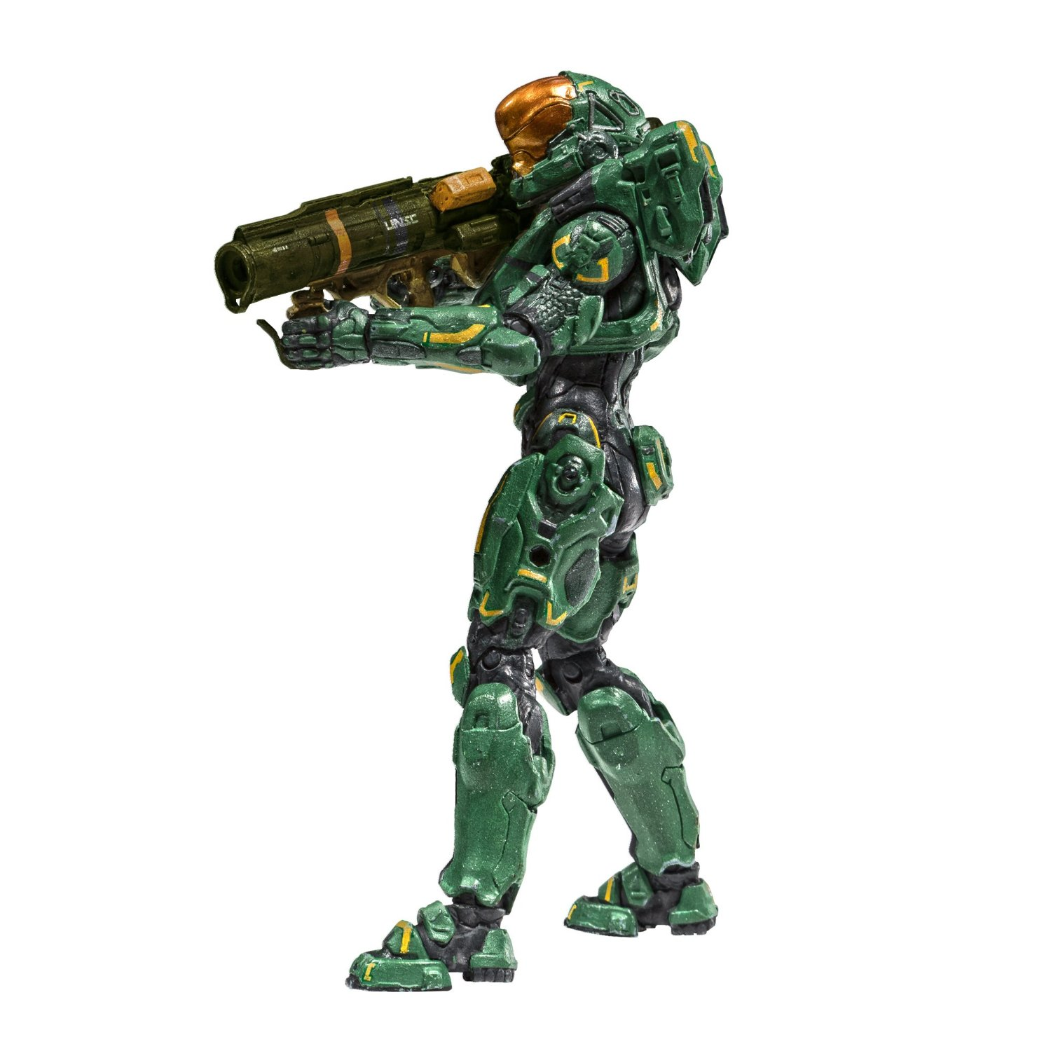 2.8  UNSC Mongoose with Blue Spartan Soldier and Warrior. Action- & Spielfiguren HALO 4 Combat Edition