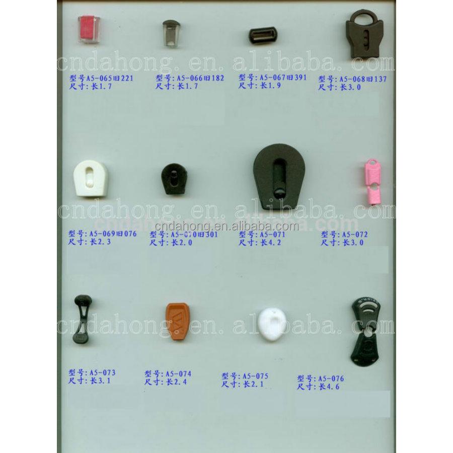 Para Cord Elastic Drawstring Plastic Cord Locks In Various Types