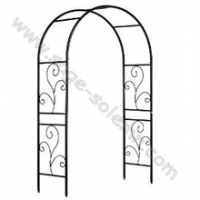 Custom Design Wrought Iron Garden Arch