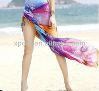 2013 chic beach wrap dress/ high quality , factory price