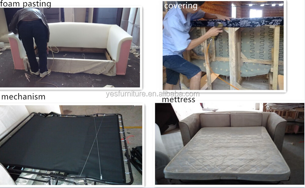 Superior SB007 Sofa Bed Two In One Bedroom Furniture Set Lazy Boy Sofa Bed