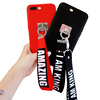 Hot sale Pretty TPU quicksand accessory mobile phone case cover for iphone 7
