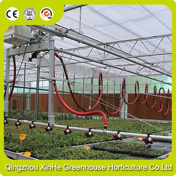 Agricultura sistema de riego por goteo vertical hidropon a for Sistema de riego vertical