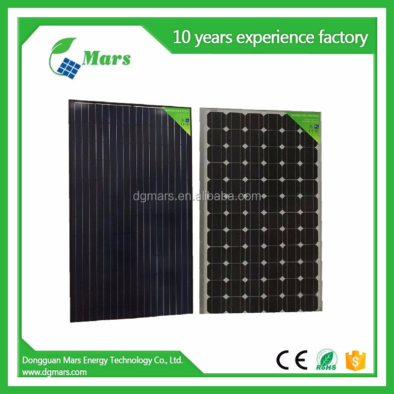 10KW Home Solar Power System / 5KW 6KW 8KW 30KW Complete House Solar cell Panels / Solar Power