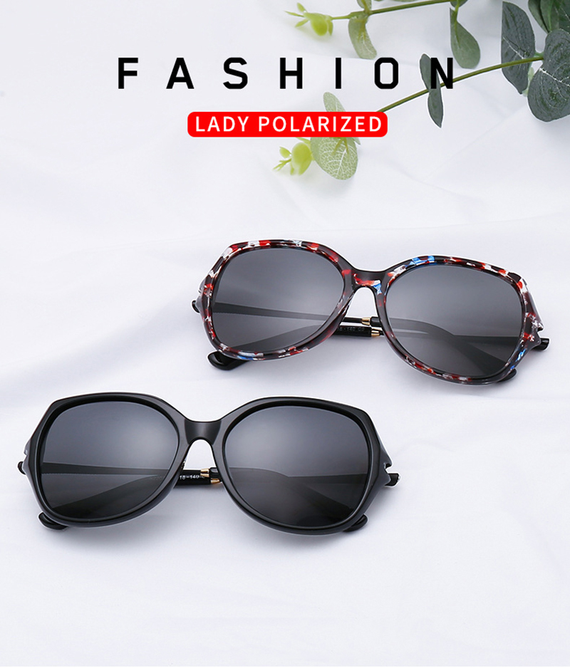 Fuqian ladies polarised sunglasses Suppliers for lady-5