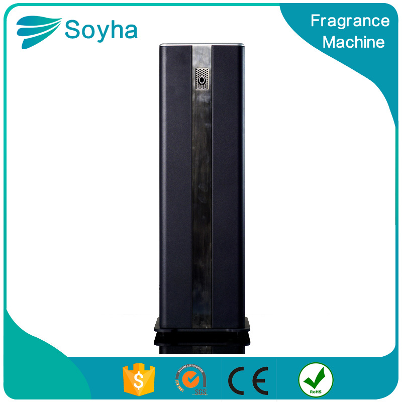 China supplier electronic air freshener diffuser fragrance electric scent air machine