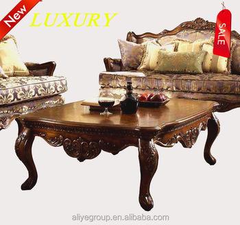 8007a 06 American Style Wooden Tea Table Design Hobby Lobby Tables