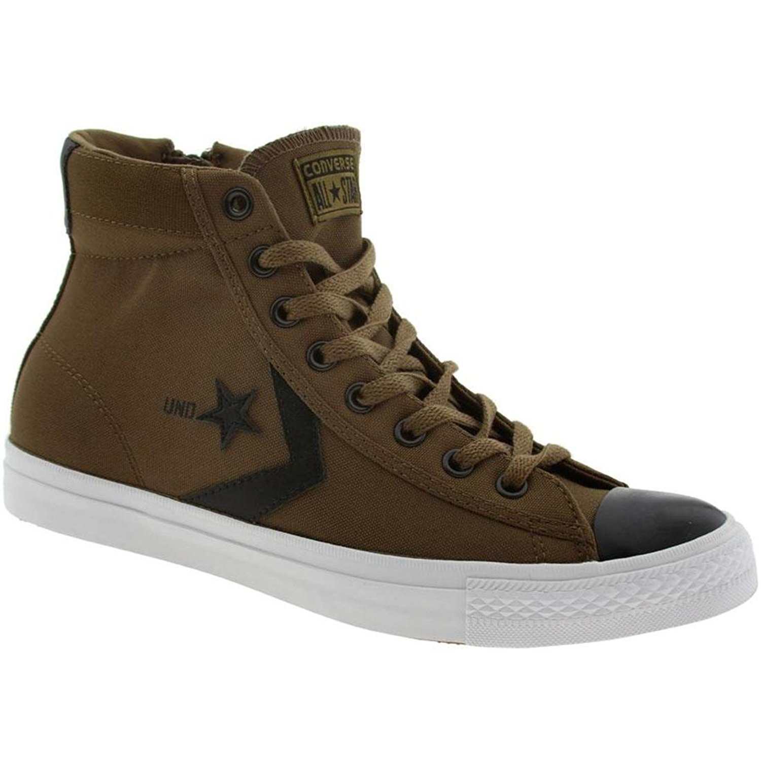 f1e505011a5694 Get Quotations · Converse X UNDFTD Men Star Player EV High (bronze   green)
