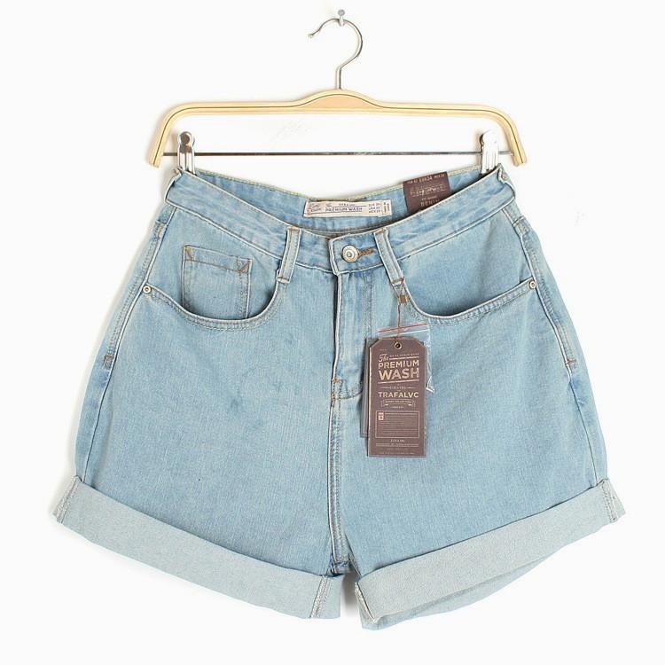 baggy denim shorts womens