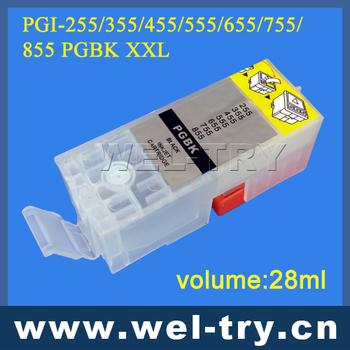 Pgi-255/355/455/555/655/755/ 855 Pgbk Xxl