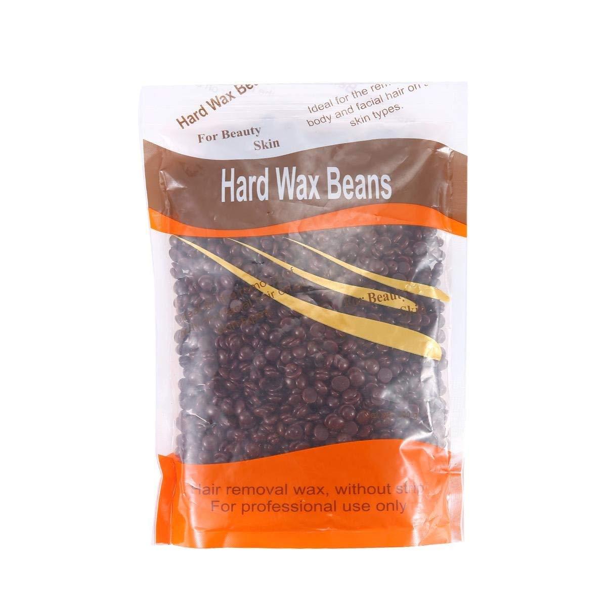 Hard Wax Beans, Kingfansion Hair Removal Hard Body European