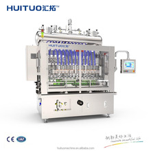 Automatic bottle washing filling capping machine 2018 New products filling and capping machine