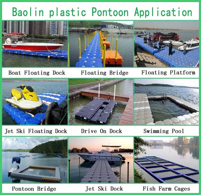 Plastic Pontoon Dredge Floats – Jerusalem House