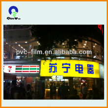 gloss sign painting decorative led advertisement acrylic board