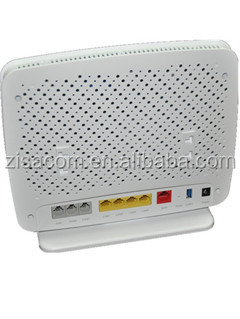 Hot Zisa V802VWL 1 GE WAN+4GE +WIFI (600M 11N) +2VOIP +2USB vdsl bonding modem