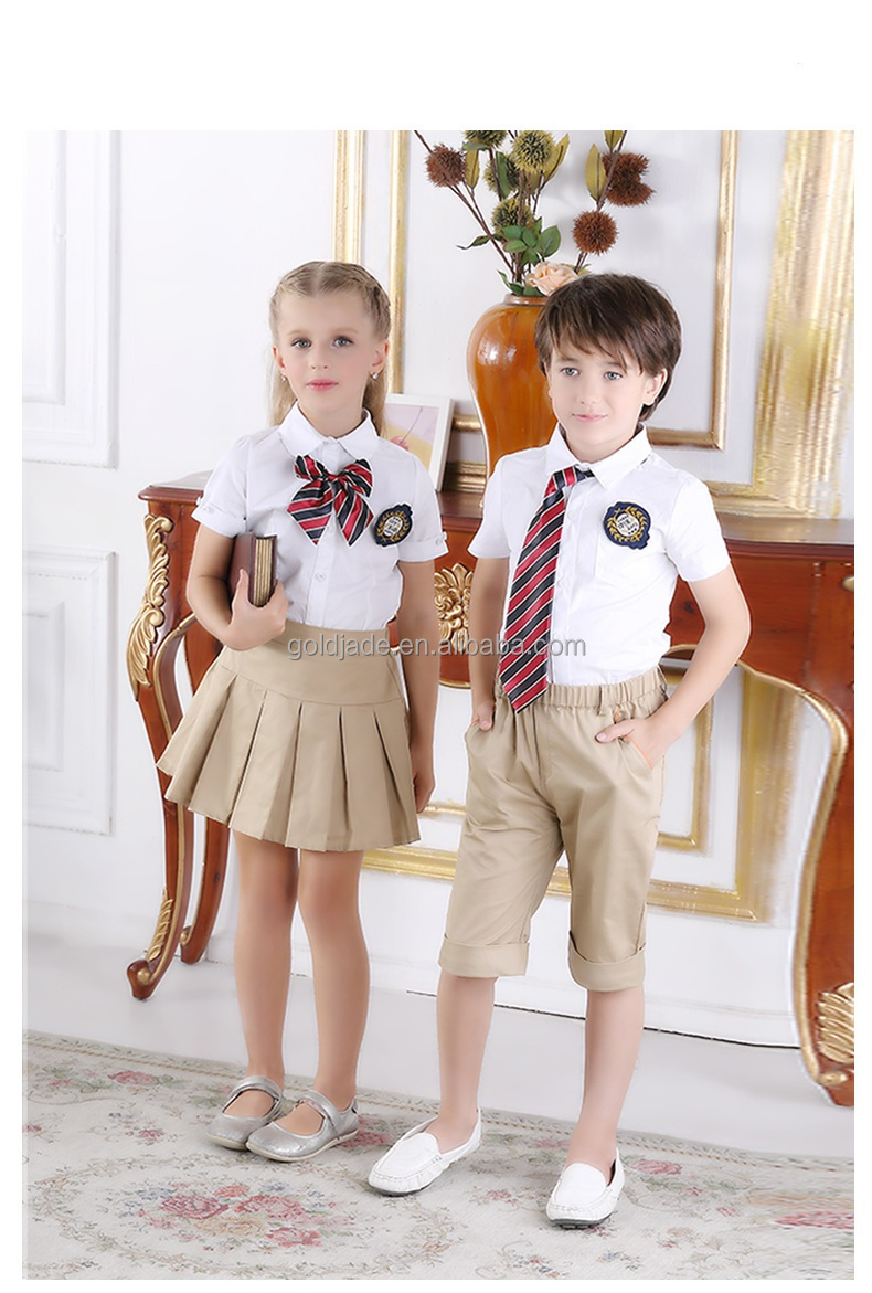 Our durable elementary school uniforms will keep up with your littlest ones on the playground and in the classroom. Keep them comfy through every season with our quality elementary school uniforms. Our selection of middle school uniforms comes in separates for girls and boys alike. We even offer girls' plus and boys' husky school attire.