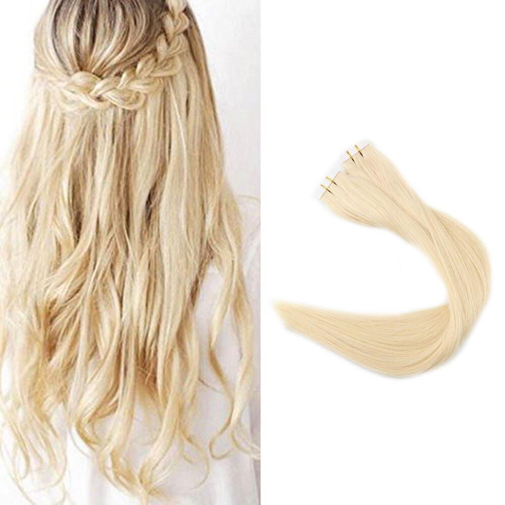 Good Best Tape In On Hair Extensions Reviews Buy Extensions Tape