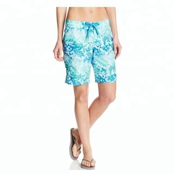 Custom Womens Surf Shorts Funny Board Shorts Floral Womens Board Shorts  Wholesale ed81253490