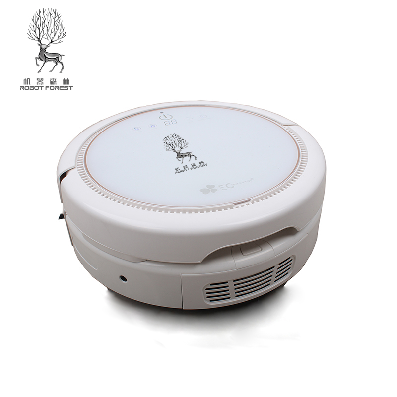 Smart vacuum floor cleaner Automatic Air Purifier Sweeping Robot vaccum cleaner Home Anti-Fall Dust carpet cleaner