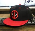 3 Styles Fancy Fantasy Anime Comic Marvel Deadpool Hip Hop Snapback Summer Cotton Cap Hat Baseball