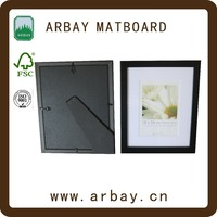 "Wholesale 11x14"" digital frame custom black picture frames with mats"