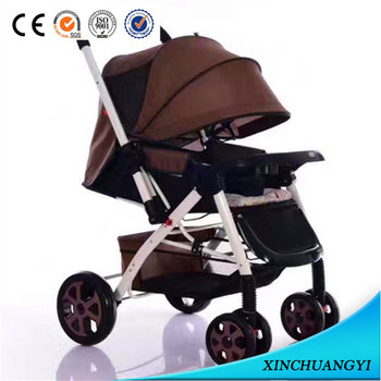 Top Sale China Good Baby 3 In 1 Doll Stroller With Car Seat