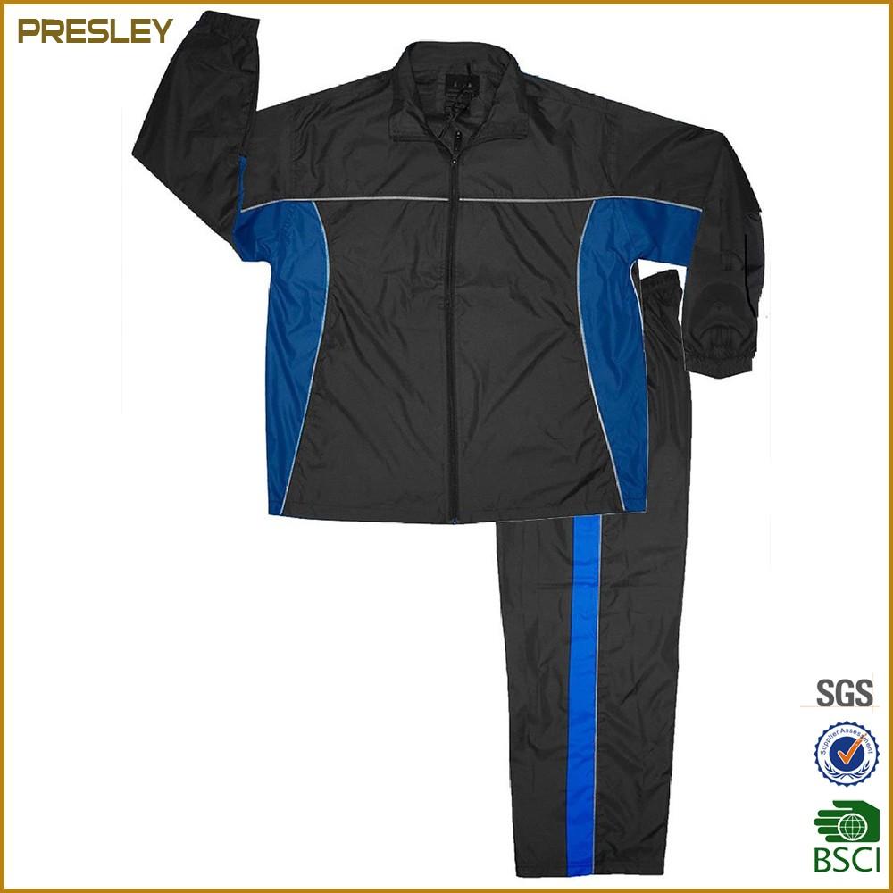 Nylon Track Suit 20