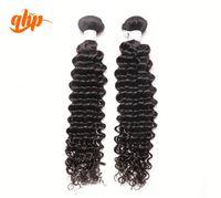High Quality Long Lasting Virgin human hair weave,virgin indian deep curly hair wholesale