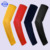 Colourful softer silk comfortable elastic breathable elbow support brace non-slip arm bracer arm sleeve