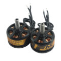 T MOTOR F60 Racing Brushless Motor 2200KV for FPV QVA250 Drone Quadcopter Multicopter 2 Pack