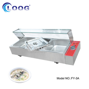 Hot Sale Kitchen equipment Electronic Bain Marie Prices Favorable